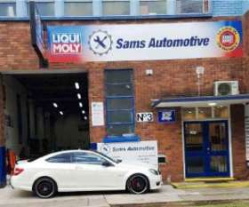 Sams Automotive