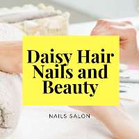 Daisy Hair Nails and Beauty Logo