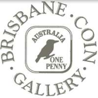 Brisbane Coin Gallery Logo