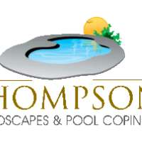 Thompson Landscaping & Pool Coping Logo