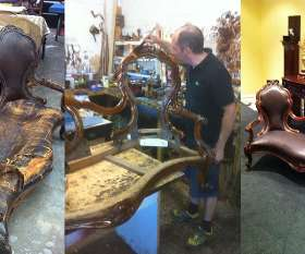 Furniture Restoration - Jason Snook