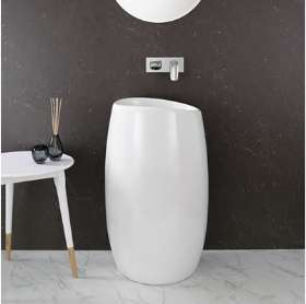 Sculptural Basin Range by Caroma from GWA Bathrooms & Kitchens