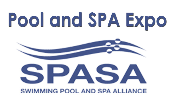 Pool and SPA Expo this month!