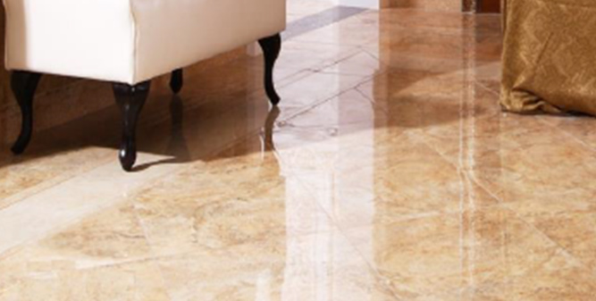 Antica Gold Porcelain Ceramic Tile