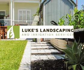 Luke's Landscaping and Irrigation Services