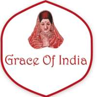 Grace of India Restaurant Logo