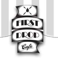 The First Drop Cafe Logo