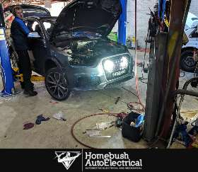 Homebush Auto Electrical