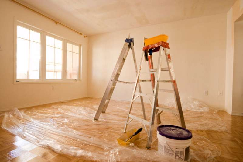 Painting and Decorating Services: Health and Safety Tips and Advice