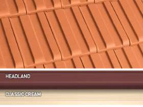 Terracotta Roof Tiles Nouveau