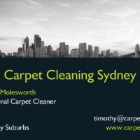 carpet cleaning sydney Logo