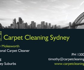 carpet clean sydney