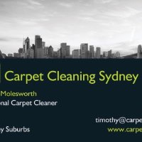 carpet clean sydney Logo