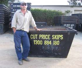 Cut Price Skips