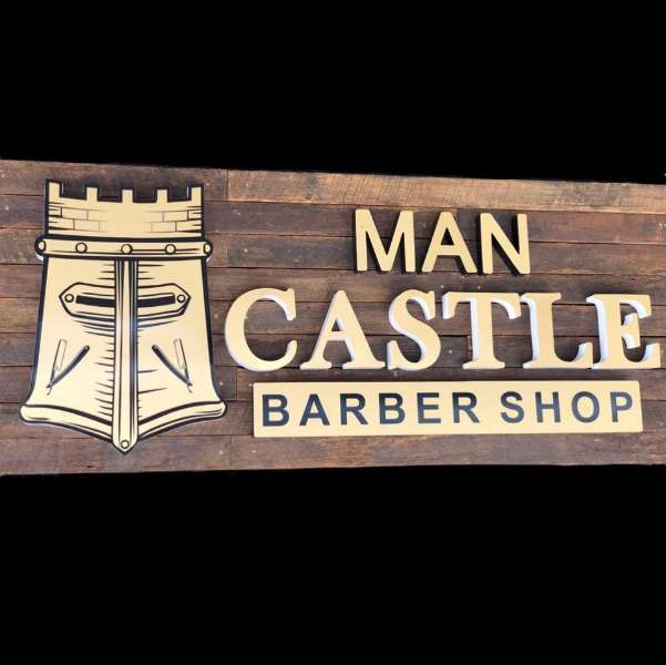 New Barber Shop Now Open - Man Castle Barbershop