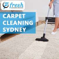 Fresh Cleaning Services - Carpet Cleaning Sydney Logo