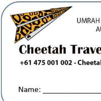 Cheetah Travel Centre  Logo