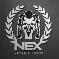 NEX level fitness Logo