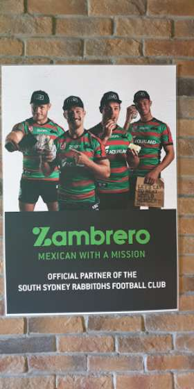 Zambrero Mexican Restaurant Waterloo