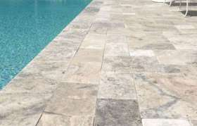 Silver Ash Travertine - Up to 20% OFF