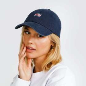 ORTC FLAG CAP - NAVY