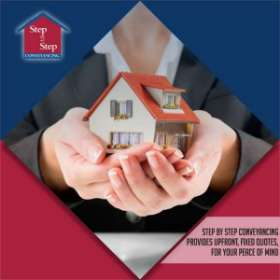 Contact Step by Step Conveyancing now!