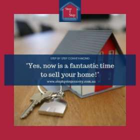 Yes, now is a fantastic time to sell your home!