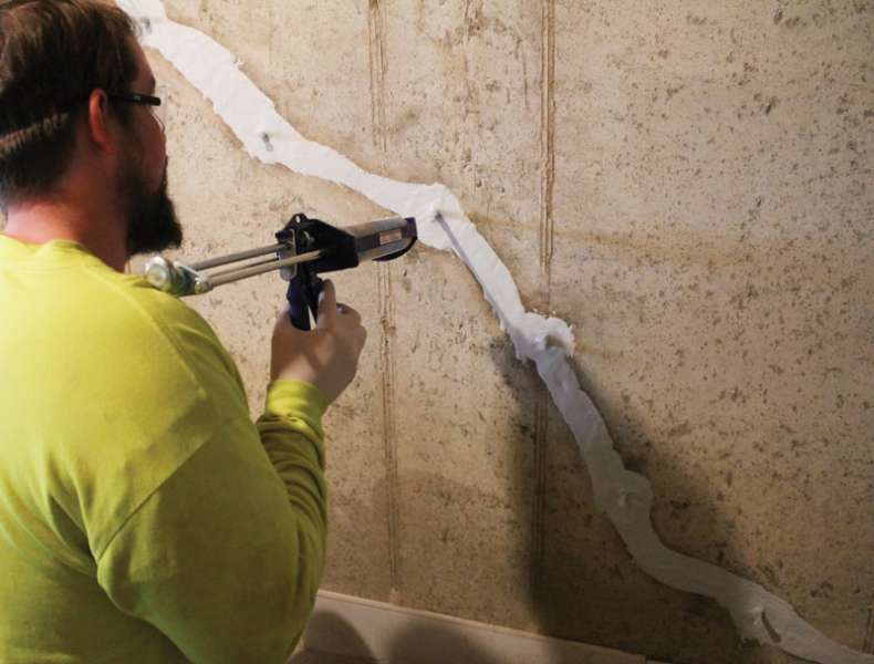 Using Epoxy Injection for Structural Repairs