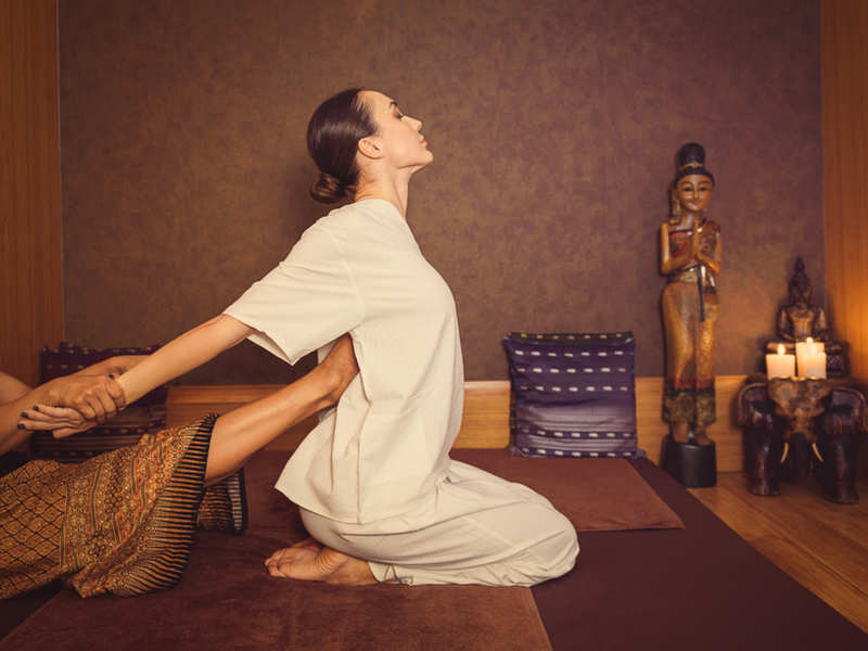 8 Benefits of Traditional Thai Massage