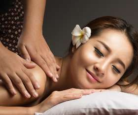 Traditional Thai Massage and spa in Brisbane City