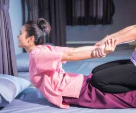 Traditional Thai Stretching Massage by Thai Massage and Spa Brisbane
