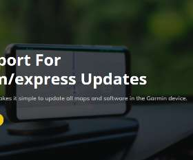 Garmin Express Update Maps