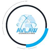 Avlaw Aviation Consulting Logo