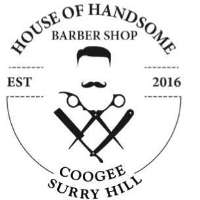 House of Handsome Barbershop Surry Hills Logo