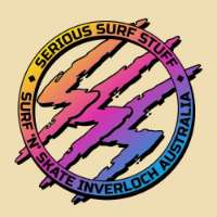 Serious Surf Stuff ABN 32 846 296 215 Logo