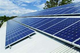 Save Energy through Solar Roofing