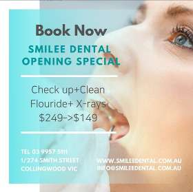 Dental Treatment Opening Promo, Book It Now