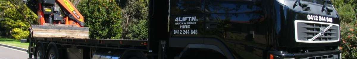 4Liftn Pty Ltd Banner