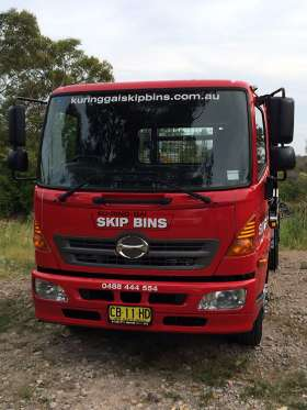 Ku-ring-gai Skip Bins