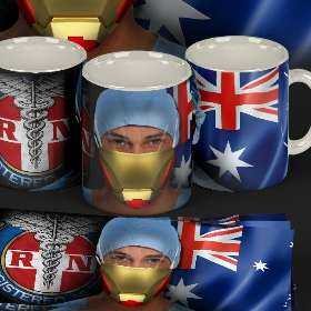 Personalised printed mugs in Cairnlea - Arenel Printshop