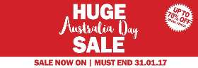Huge Australia Day Outdoor Furniture Sale Ends January 31st