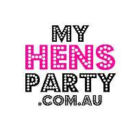 My Hens Party Logo