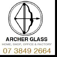 ARCHER GLASS Logo