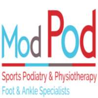 ModPod Podiatry - Sports Podiatry and General Foot Care Logo