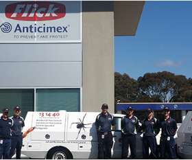 Flick Pest Control Launceston