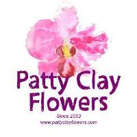 Patty Clay Flowers Logo