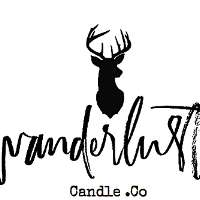 wanderlust candle co Logo