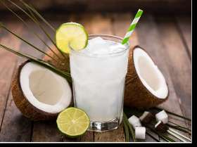 Coconut Water 100% 5-6 Brix