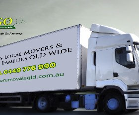 GO REMOVALS PTY LTD