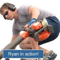 Ryan's Gutter Cleaning Logo